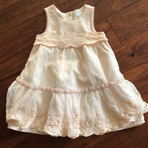 Camilla lace dress size 2T